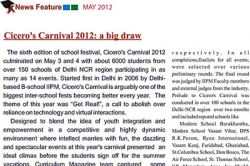 Ciceros carnival 2012: a big draw